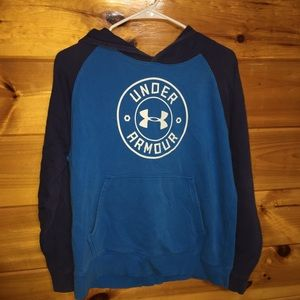 Under Armour Hoodie. Youth XL. Nice!